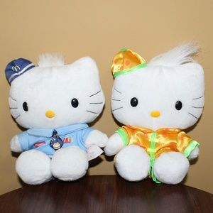 Set of 2 Dear Daniel McDonalds Plushies